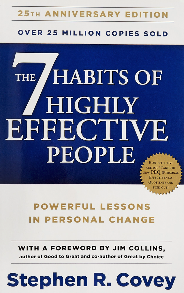 The 7 Habits of Highly Effective People, Stephen R. Covey‎
